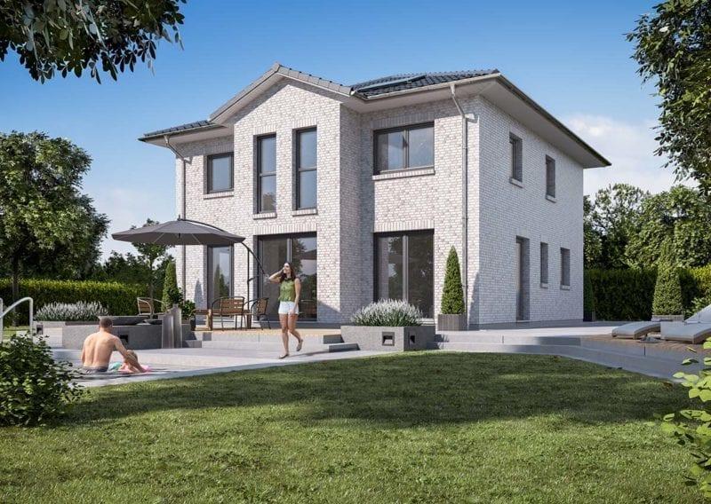 WBI Hausbau - Stadtvilla 150