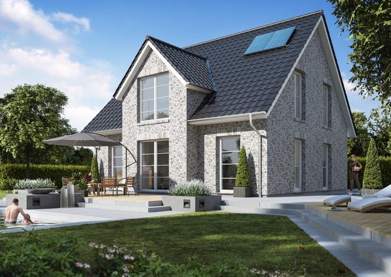 WBI Hausbau - Landhaus 140