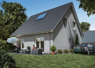 WBI Hausbau - Das Stadthaus 120 Einfamilienhaus Immobilie