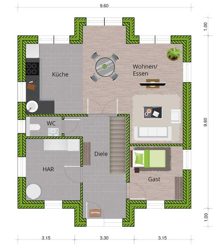 grundrissvorschlag_stadtvilla_150_erdgeschoss