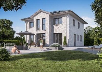 WBI Hausbau - Die Stadtvilla 150